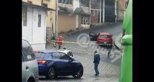 Asesinan a hombre en las cercanías de un prescolar en Huauchinango