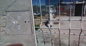 En Barranca Honda, exigen a Agua de Puebla sacar manos de pozo y suministro