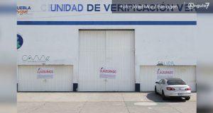 Cancelan programa de verificación en Puebla y van por 48 nuevos centros
