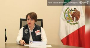 Tras decreto, Carla Morales será titular de Seguridad en la capital: Barbosa