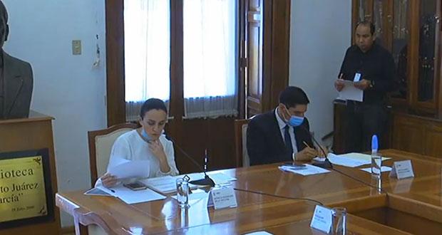 Comisión Permanente no sesiona por falta de quórum; Morena y PAN se enfrentan