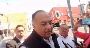 Quejas de docentes que bloquearon vías competen a Federación: Méndez