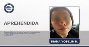 FGE detiene a implicada en secuestro de dos personas en Atlixco