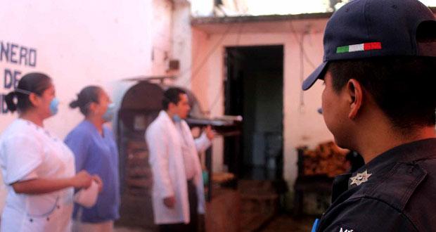 Fomentan en policías de Huiztilan de Serdán correcto lavado de manos