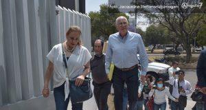 Por encarcelamiento, exsecretario demanda a Carrancá y funcionarios de RMV
