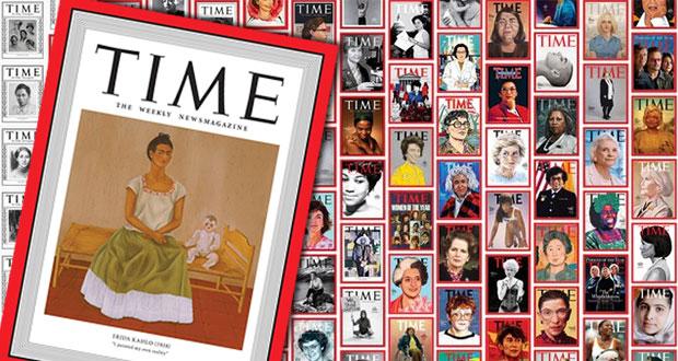 Frida Kahlo, entre las 100 mujeres más sobresalientes del siglo
