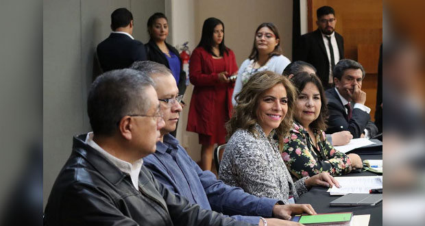Gobierno instala subcomité para desarrollo económico en Puebla