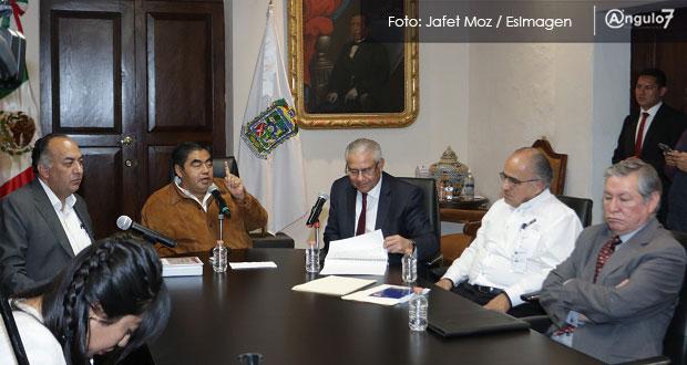 Gobierno reporta 9 casos de personas con Covid-19 en Puebla, sigue fase uno