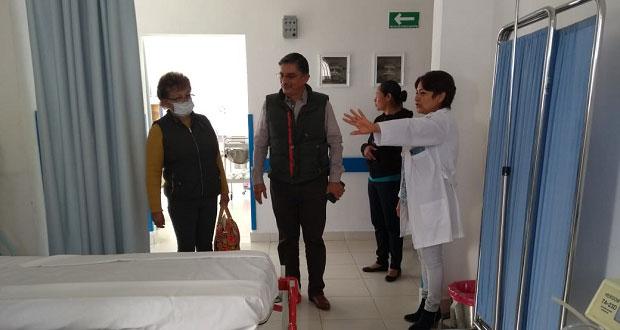 Hospital de Ixcaquixtla aplicará vacunas en jornada de salud