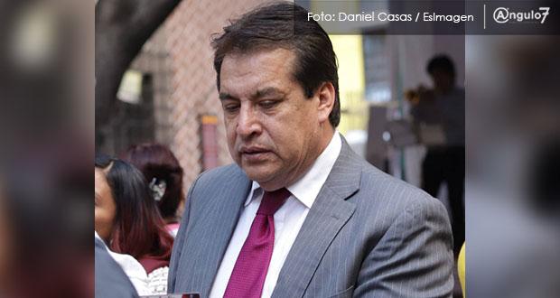 Ordenan suspender nombramiento de Cerezo en CDH; él seguirá en el cargo
