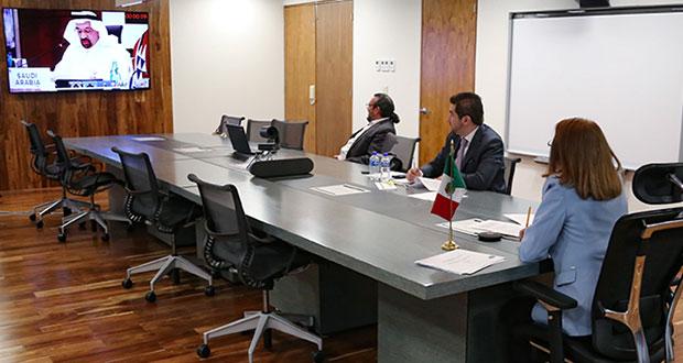 México participa en reunión virtual del G-20 sobre comercio del COVID-19
