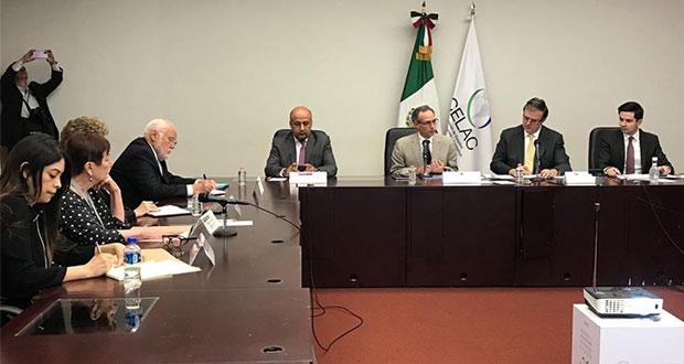 México participa en reunión virtual sobre salud en AL y el Caribe