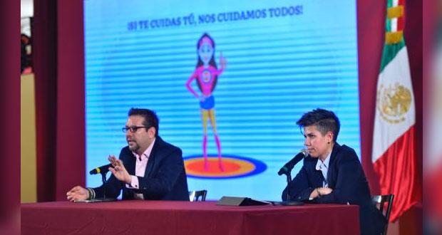 México termina semana con 316 casos de Covid-19; 103, en 48 horas