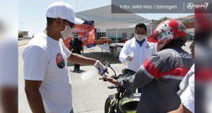 Es de 76 el número de contagiados de Covid-19 en Puebla: Salud federal