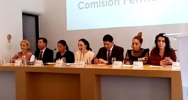 A puerta cerrada, Mónica Rodríguez asume Mesa Directiva del Congreso