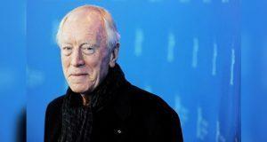 El actor franco-sueco Max Von Sydow fallece a los 90 años