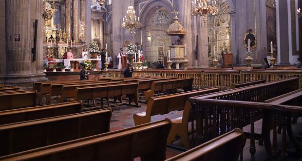 Autoriza Segob transmisión de cultos religiosos por Covid-19