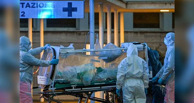Muertes en Europa por Covid-19 superan los de China; van 4 mil