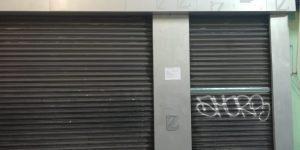 Para nacional genera que comercios del CH no abran y calles con poca afluencia
