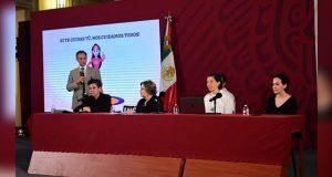 Reportan 8 muertos por Covid-19; piden evitar violencia de género