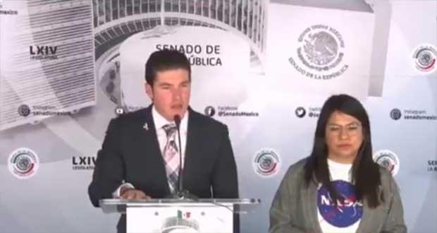 Samuel García Sepúlveda difunde información falsa