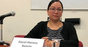 Sayuri Herrera es la titular de Fiscalía contra feminicidios de CDMX
