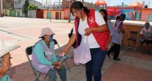 Suspende grupo gerontológico actividades en Ocoyucan