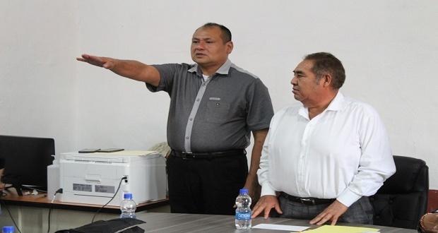 Nombran nuevo comisario de Seguridad Pública de Amozoc