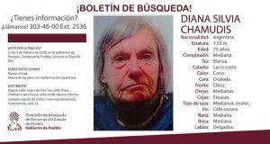 Ayuda a localizar a Diana Silvia; desapareció en Zacapoaxtla