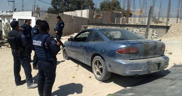 Persecución y balacera tras asalto deja 2 detenidos en San Ramón