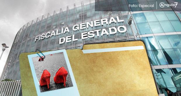 FGE de Puebla abre 16 carpetas de investigación por feminicidio en 2020