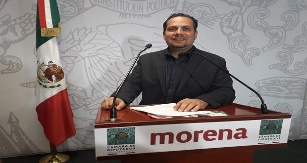 Urge unidad y consenso en elección de nueva dirigencia de Morena: Carvajal