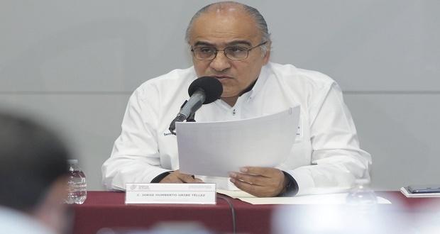 Puebla sube a 38 personas con Covid-19; dos son de transmisión comunitaria