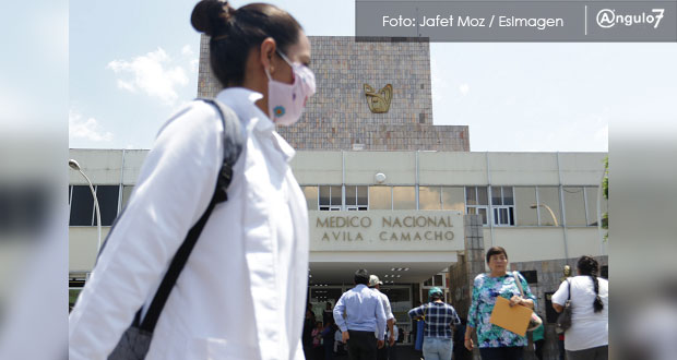 Sindicalizados del IMSS denuncian falta de materiales para combatir Covid-19
