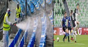 Expansión del Covid-19 afecta al mundo deportivo