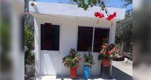 Con cuartos, benefician a más de 40 familias de la Mixteca