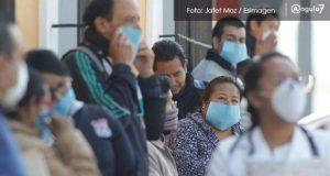 SS federal reporta primera muerte por Covid-19 en Puebla y suma 66 enfermos
