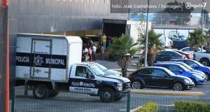 Retiro de policía de Puebla de C5 es porque no hacían su labor: Barbosa