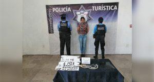 SSP confirma detención de madre de niña abandonada en Paseo Bravo