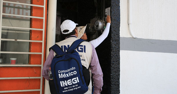 Si no estás en casa, podrás responder censo del Inegi en línea