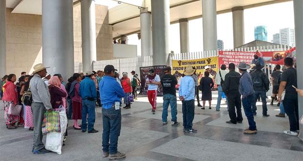 A casi dos años, exigen sentencias por desaparición de activista Sergio Rivera