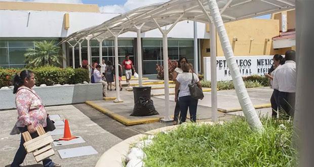 En Tabasco, van 7 muertos por fármaco contaminado en hospital de Pemex