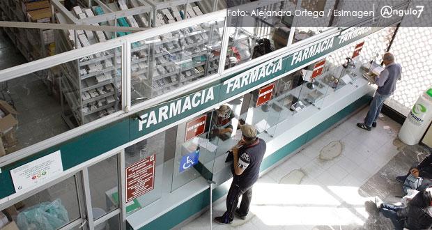 ONGs registran 39 quejas por falta de medicamentos en hospitales de Puebla