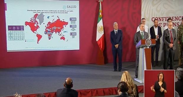 México entra a la fase 2 de la contingencia por la pandemdia de Covid-19, confirman