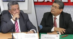 Irresponsable, decir que auditoría a BUAP es política: Romero a Casique