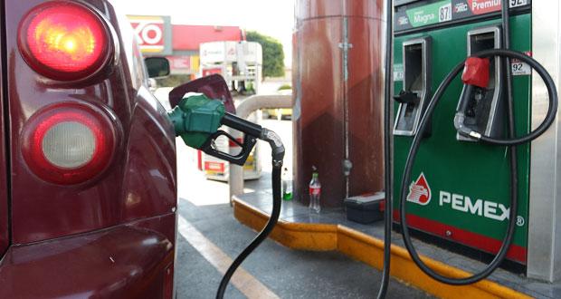 Pemex asegura que durante contingencia habrá abasto de combustible
