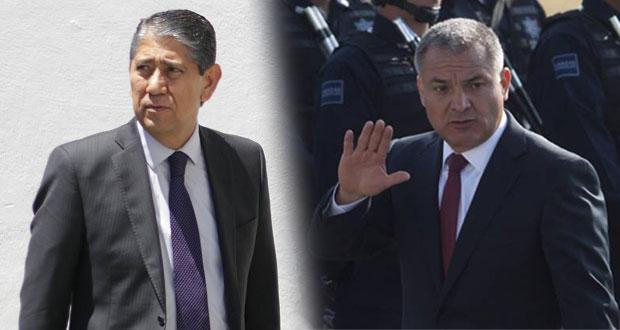 Nuevo fiscal de Puebla es investigado por vínculos con García Luna: AMLO
