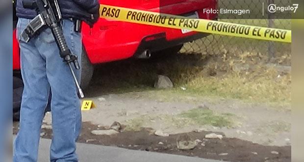 Secuestros caen 90% y homicidios 26% en Puebla; lesiones suben 7%: Sesnsp