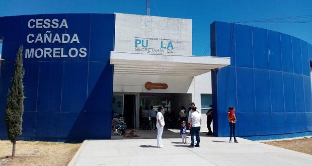 Cañada Morelos exhorta a pobladores a ir a jornadas de vacunación