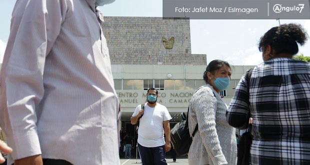 Inician 3 hospitales con reconversión para atender casos de Covid-19 en Puebla